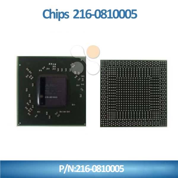 For AMD 216-0810005 BGA IC Chip Chipset With Balls