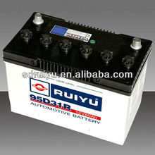 Wholesale All models Dry Charged Auto/Car battery 12v 70Ah
