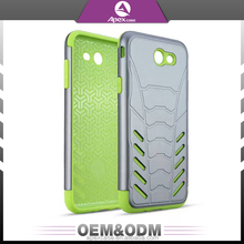 Shockproof kickstand S8 edge case waterproof mobile phone cover case for samsung galaxy s8