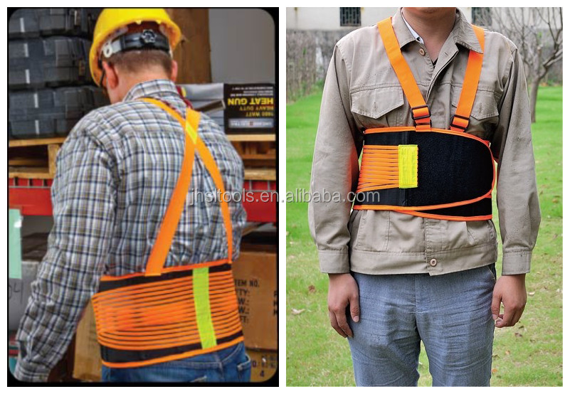 New Working Men Back Waist Support Belt