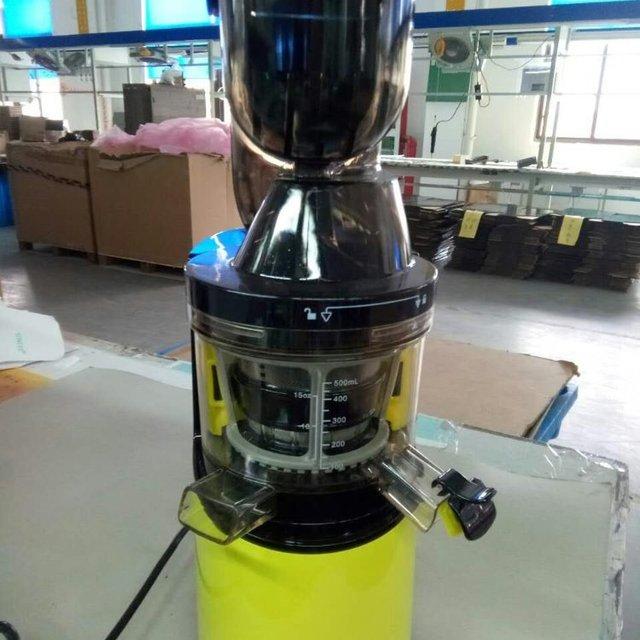 Kuvings whole apple slow juicer/chine premium 250W 50 RPM slow juicer