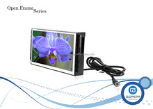 7 inch flexible touch screen display open frame retail store lcd promotional screens 7 lcd advertising displays