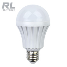 Emergency light bulbs 9w LETOUR Wireless Lamp Ultra Bright LED Rechargeable Energy Saving Lamp 18650 Battery Inside