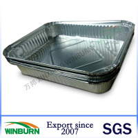 Disposable Aluminium Baking Trays