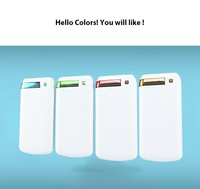 portable external charger for xiaomi power bank 20000 /10400 mah mobile phone Battery charger power banks with real capacity