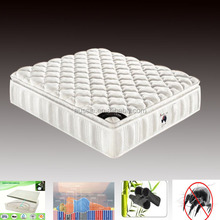 Spring bed latex sand mattress