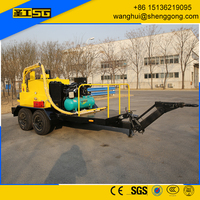 GYGF308T Asphalt Crack Sealing Machine for Road Crack Filling
