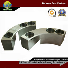 CNC diecastings machinery parts vertical cnc machining center&aluminum extrusion cnc micro machining