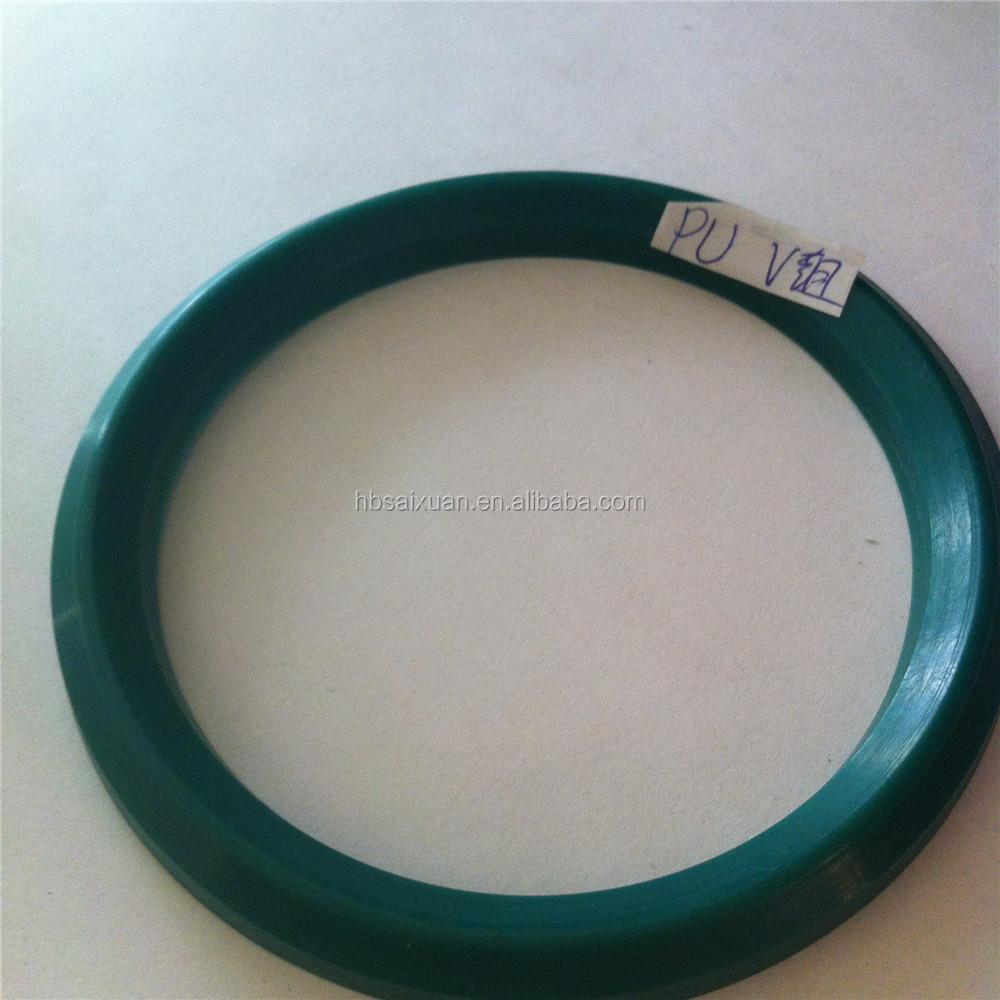 Rubber V Seal Ring,Mechanical Seals Pu Rubber V Ring,Compare O/v/u ...