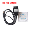 2017 Best quality For-d VCM OBD Auto Diagnostic Cable obd2 scanner diagnostic tool For for-d vcm ids for M-azda