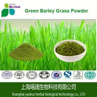 Factory Free Sample 100% Natural Organic Wheatgrass Juice Powder Barley Grass Juice Powder Barley Green Powder
