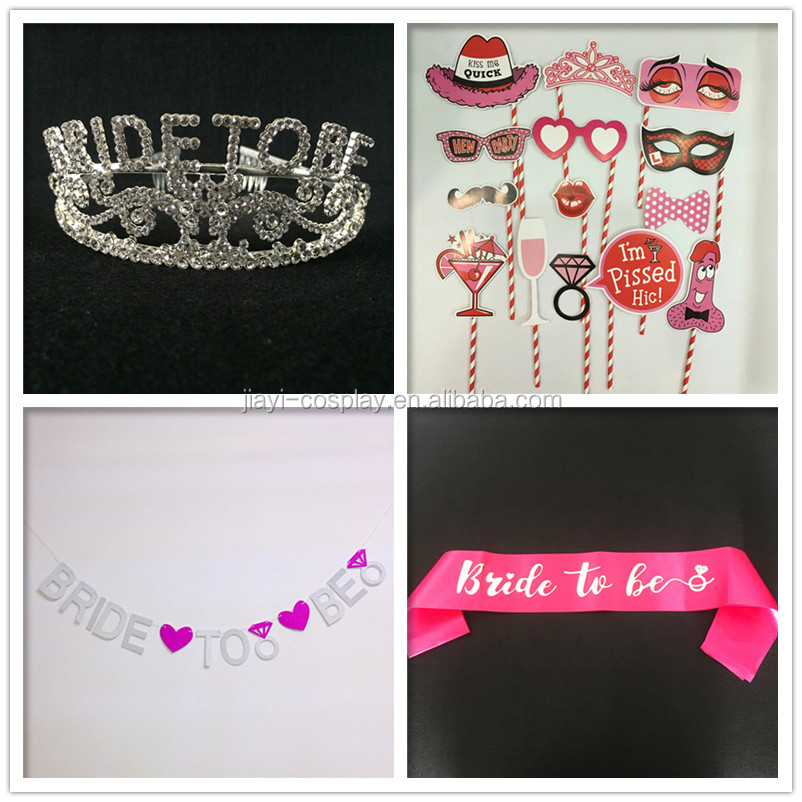 Hen party custom bride gift ideas wholesale