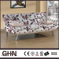 Cheap price soft easy clean floral custom fabric recliner sofa