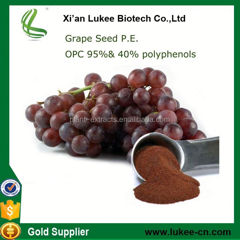 chinese organic anti-aging product Grape Seed / 98% HPLC Resveratrol extract Powder from china supplier