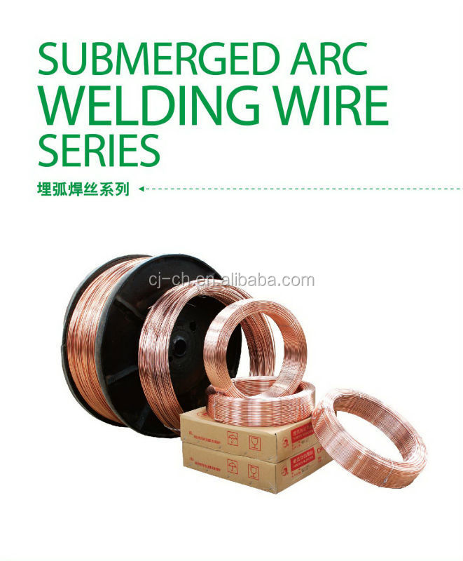 SAW welding wire H08CrMoA 50kg from China factory