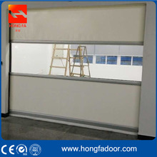 High Quality Industrial Plastic Vertical Roller Shutter Doors