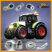 combine spare parts of tractor
