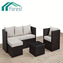 Competitive Price Hot Selling outdoor l-shape sofas