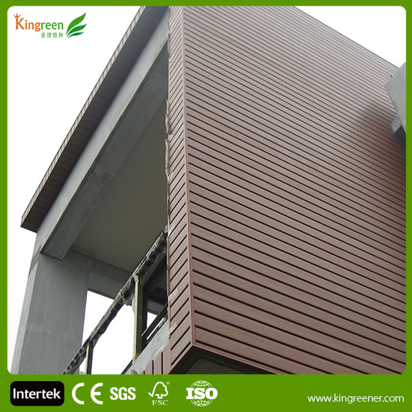 Kingreen Anti UV Construction Material WPC Wall Panel Extrusion Line