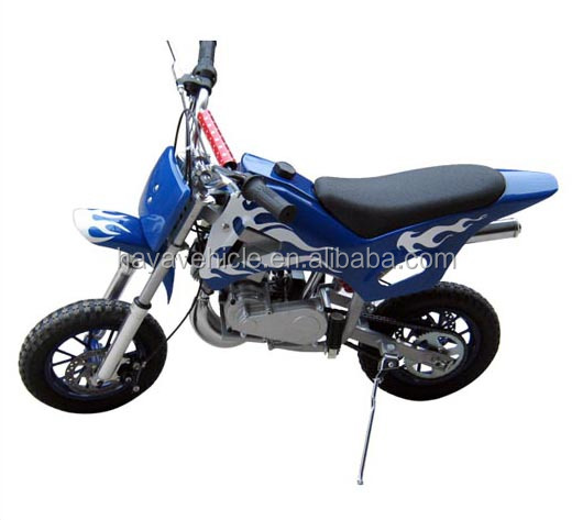 Hot Sale Kids 2 Stroke 49cc Mini Kids Pit Bike 49cc Dirt Bike