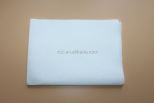 Disposable nonwoven hand towel for hospital