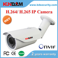 Solid Quality Competitive Price 4MP CCTV Camera IP Bullet 2.8-12mm Lens Cheap outdoor IP Camera