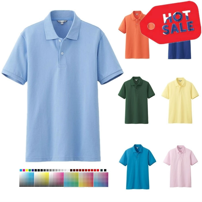 2015 OEM & ODM Manufacture Polo T-Shirt Manufacturer In Lahore