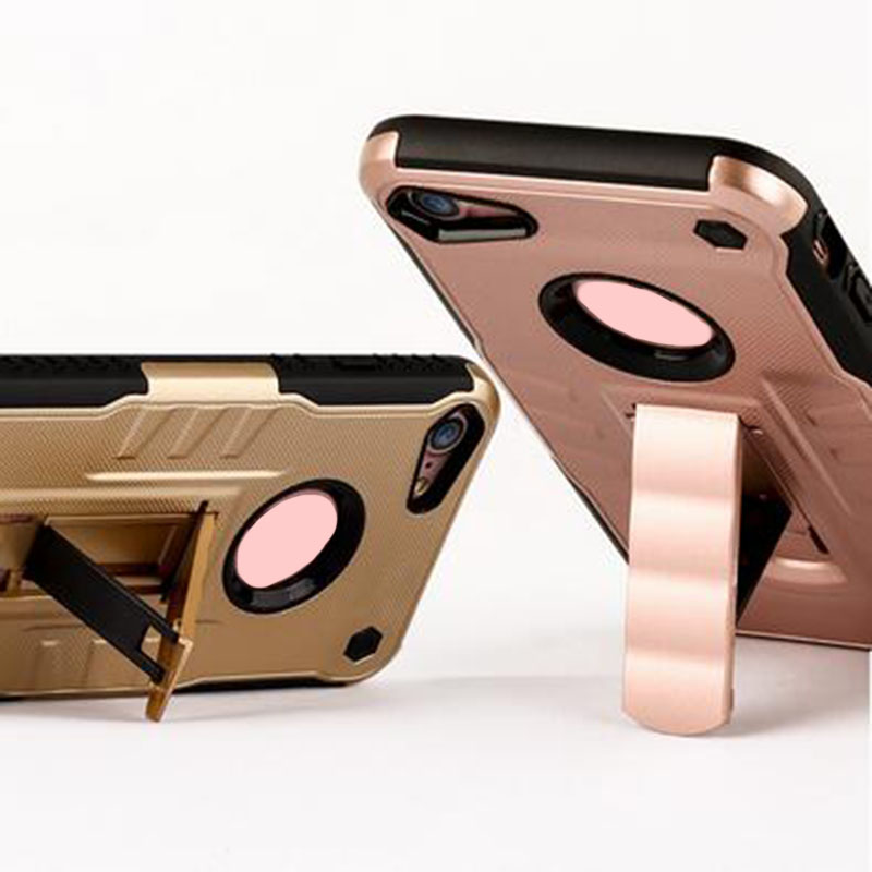 Colorful Smartphone Cover Protector With Kickstand