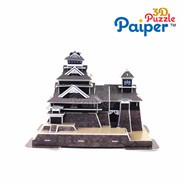 Painting puzzles small toys cardboard toy for kids