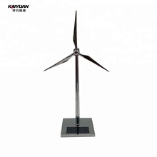 Promotion small solar power <strong>windmill</strong> working model for desk decoration