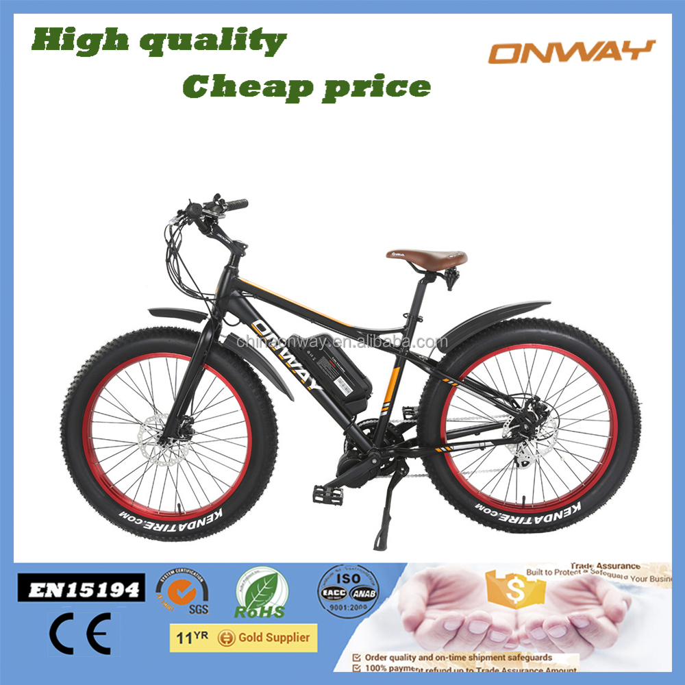 high quality 500w 36v best electric mountain bikes sale