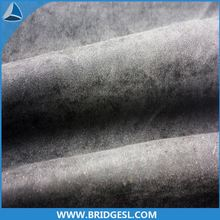 High Quality Stronger Durable suede wallpaper wall