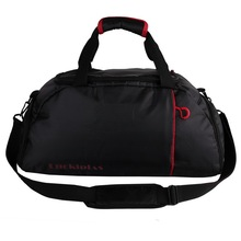 Hot Sale Black Multifuctional Best Backpack Duffle Travel Bags