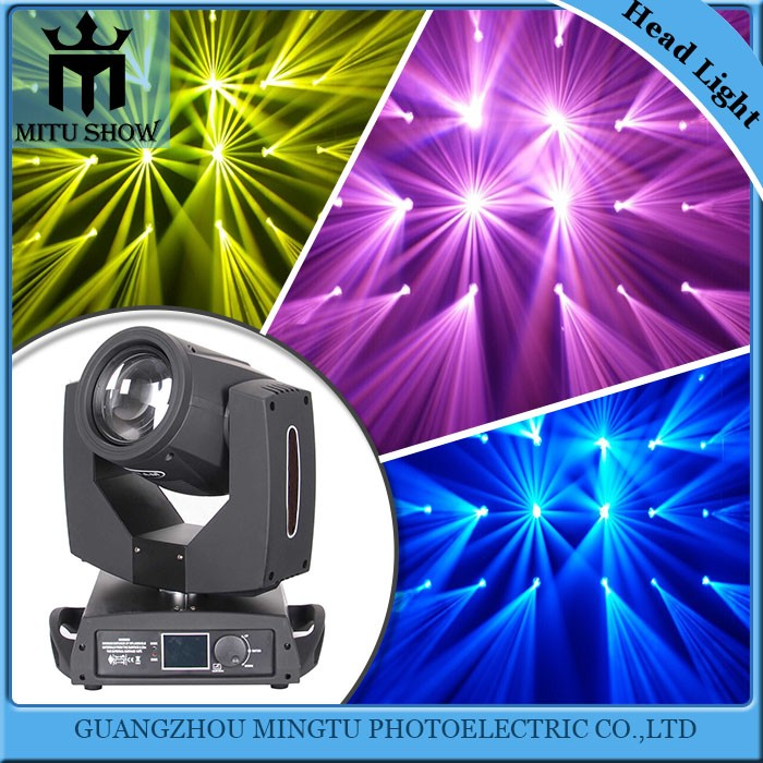Big dipper sharpy 230w beam moving head light for stage light