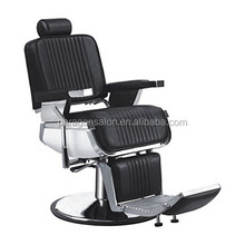 paragon 2017 hot sale beauty salon chair /hydraulic pump recling mans barber chair with pvc leather