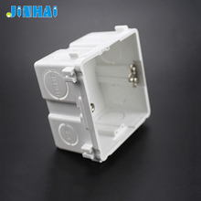 Electrical Wall Mounted Standard Junction Box Sizes