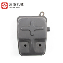 New China supplier Brush Cutter Brands Spare Parts muffler