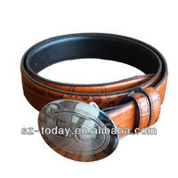 Western New Fashion Metal Belt For
