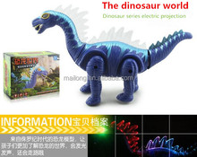 Light emitting voice dinosaur toy electric will walk simulation model of animal fancy plastic toys PN5484