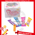 Fruit flavor Lip Stick Hard Candy in Display box