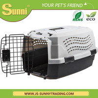 Customized plastic rain cover for pet house