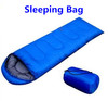 Convenient Outdoor Banana Air Sleeping Bag, Inflatable Sleeping Bag for Camping