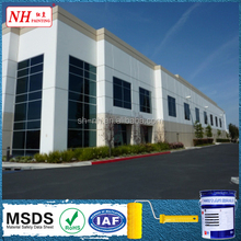 Self-cleaning Silicon exterior wall paint acrylic base paint