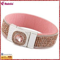 New trendy best friendship crystal bracelet jewelry for girls