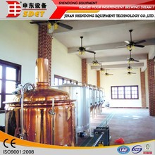5BBL beer brewing mash tun system/boiling kettle/fermentation tank