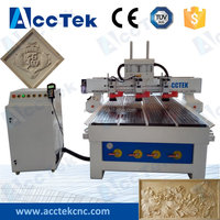Wooden Cabinet Making cnc cutter wood carving router 1325 multi-use woodworking machine
