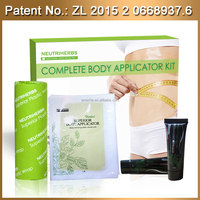 High Quality Neutriherbs disposable body wrap n hot slimming cream weight loss product herbal hot slimming cream