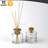 wholesale refill empty perfume glass reed diffuser container