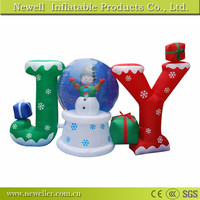 Factory direct christmas light flashing snowman From China Factory