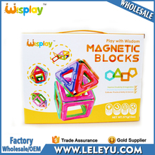 Wholesale 20pcs Magnetic Building Blocks Educational DIY Toys Excellent Factory Supplier